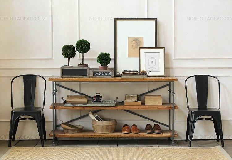 Nordic americana expresión / hierro retro minería loft muebles de ...