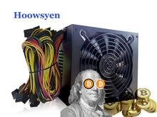 ASIC добыча случае Rig компьютер питания 1800 Вт ethereum Bitcoin шахтеров тире для R9 380/390 RX 470/480 RX 570 1060 6 GPU карты