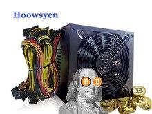 Asic Bergbau fall rig Computer-netzteil 1800 Watt Ethereum Bitcoin bergleute DASH für R9 380/390 RX 470/480 RX 570 1060 6 GPU KARTEN