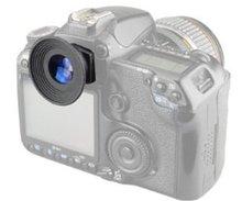 Mcoplus 1.08x-1.60x Zoom Окуляр Видоискателя Наглазник Лупа для Canon 5D Mark ii iii 6D 7D 60D 70D 450D 550D 600D 650D 700D