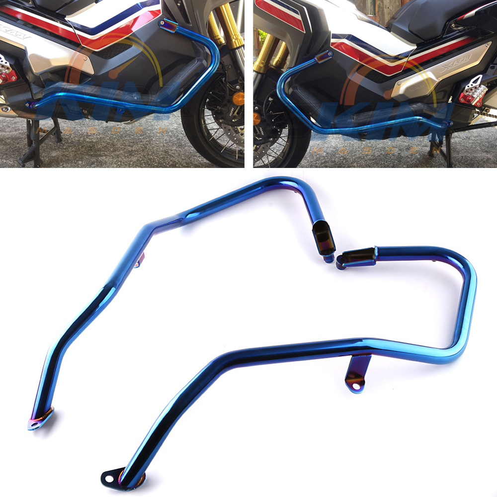 Motorcycle Stainless Steel Frame Fairing Crash Bar Bumper Guard Falling Protection For Honda X adv X