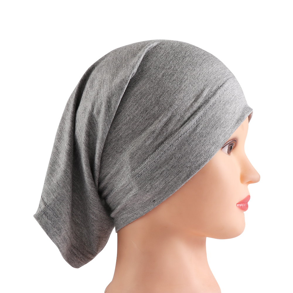 ♡ FULL JERSEY NINJA UNDERSCARF ♡  Hijab Scarf Styling Inner Hat Cap Bonnet Cover
