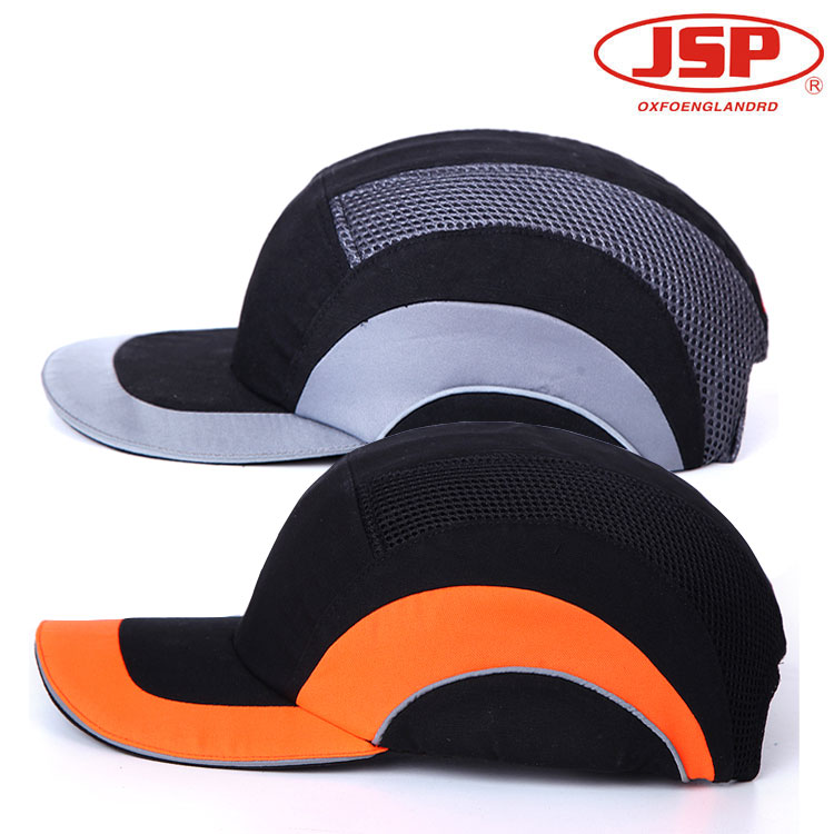 baseball cap shaped safety helmet bump comfortable sports type breathable