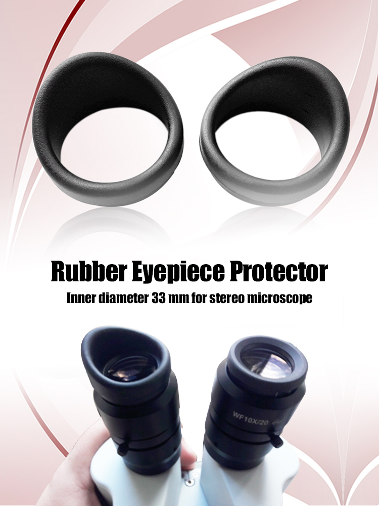 French Brand Adaptout Pack of 3 DK23 Rubber Eyepiece for Viewfinder Nikon Type DK23 DK-23 Compatible Nikon Camera D300 D300s D7100 D7200 D5000 Type VBW-100-01 Type VBW10001
