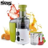 DSP бытовой высокой мощности Профессиональный соковыжималки для фруктов и овощей смеситель машины 400 Вт 1.5L 220 240 В