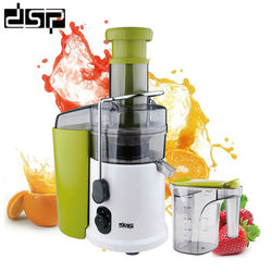 DSP  Household high-power professional juicer fruit and vegetable machine mixer 400W 1.5L 220-240V