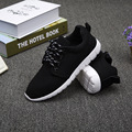 New female Korean flat casual breathable mesh casual shoes white student influx