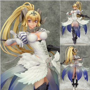 31cm BLUE Orchid Seed Lucifer Statue of Arrogance Seven deadly sins Sex PVC Action Figure Model Anime Brinquedos Toys Naked Baby orchid seed seven deadly sins belphegor 1 8 scale sexy pvc figure collectible model toy 20cm