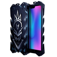 Huawei Honor 10 Case Aluminum Metal Bumper Shockproof Phone Case on for Fundas Huawei Honor 10 Armor Protection Case Cover Men