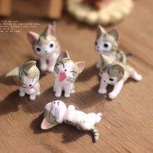 Садово-огородный горшке орнамент инвентарь кошки пейзаж микро модели бонсай сада декор