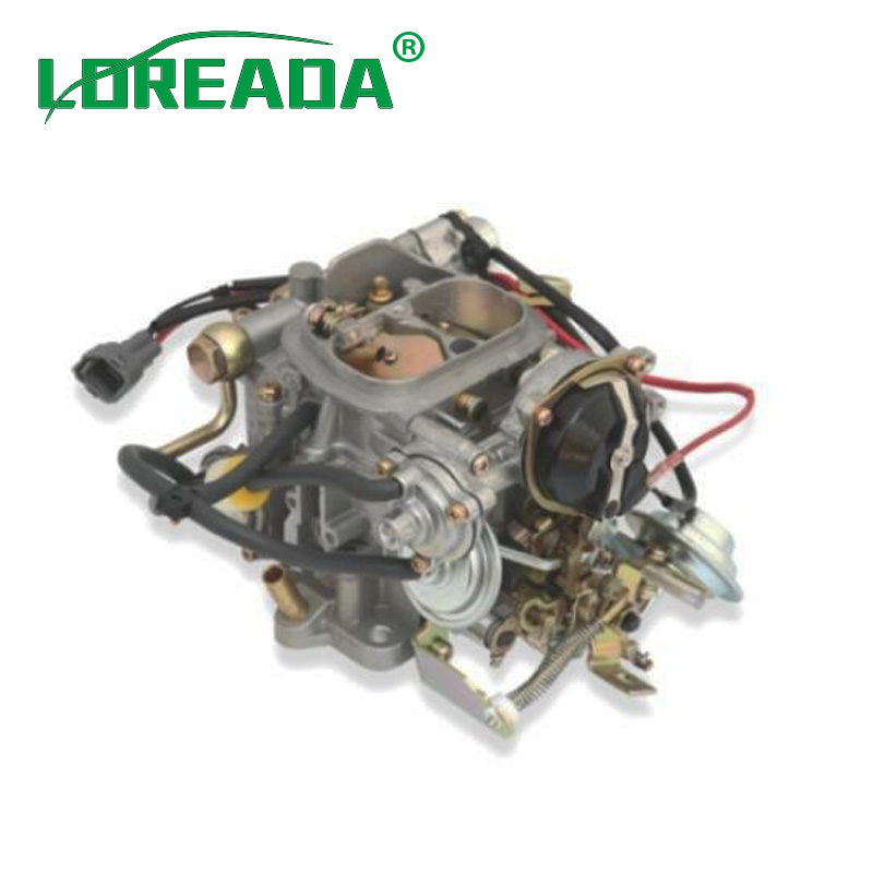 New  CARBURETOR ASSY  for Toyota carburetors 22R  Engine 21100-35420 2110035420  High quality Warranty 30000 Miles new car carburetor for jeep 258 engine replacement parts high power engine fits for jeep high quality