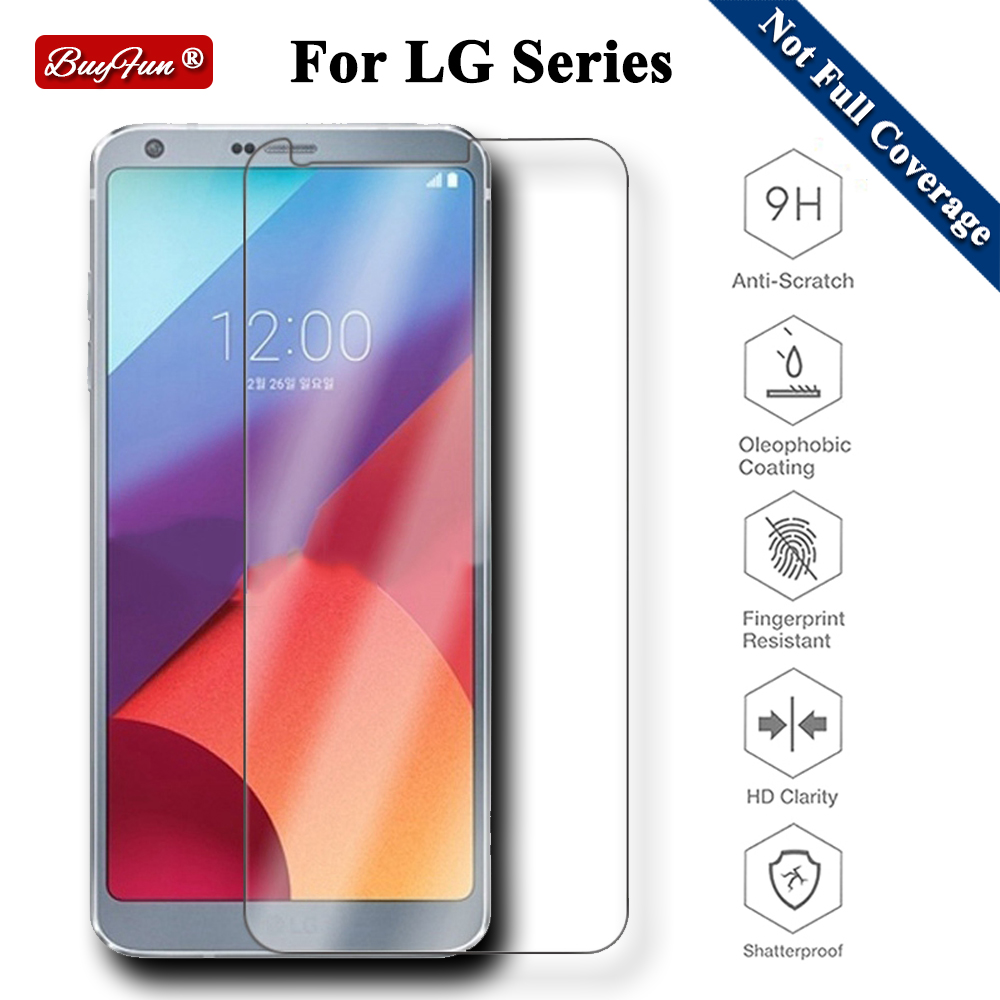 For <font><b>LG</b></font> K8 Glass Tempered Glass For <font><b>LG</b></font> Q6 <font><b>G6</b></font> V20 V10 K10 2017 K8 K4 K3 2017 K7 Screen Protector 2.5D Protective glas Film
