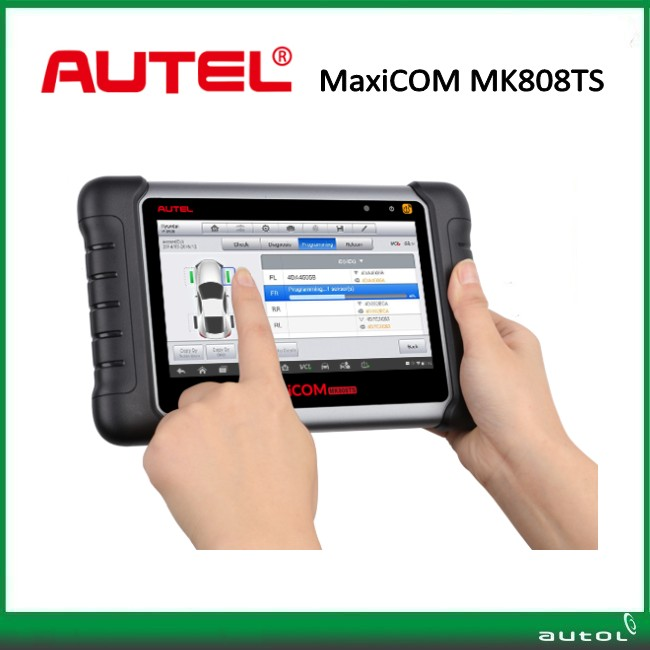 Original Autel Maxicom MK808TS font b TPMS b font Diagnostic and Service Tool Maxicom MK808TS Multi