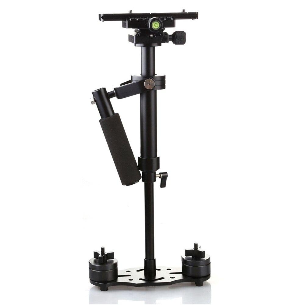 Ajustez le gradient de métal stabilisateur de poche stabilisateur de prise de vue pour caméra stabilisant Steadicam pour caméscope DSLR caméra vidéo DV