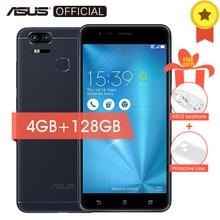 Original Asus Zenfone 3 Zoom ZE553KL Dual 12 MP Fingerprint Android 6.0 Snapdragon 625 Octa 4GB RAM 128GB ROM 5000mAh Smartphone