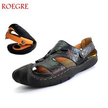2019 New Casual Men Soft Sandals Comfortable Men slippers Su