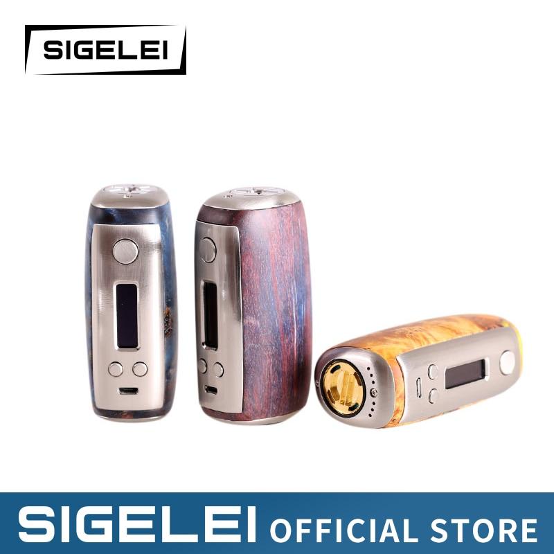 Vape Mod Sigelei tailor e electronic cigarette mod very nice Sigelei Swallowtail 75A