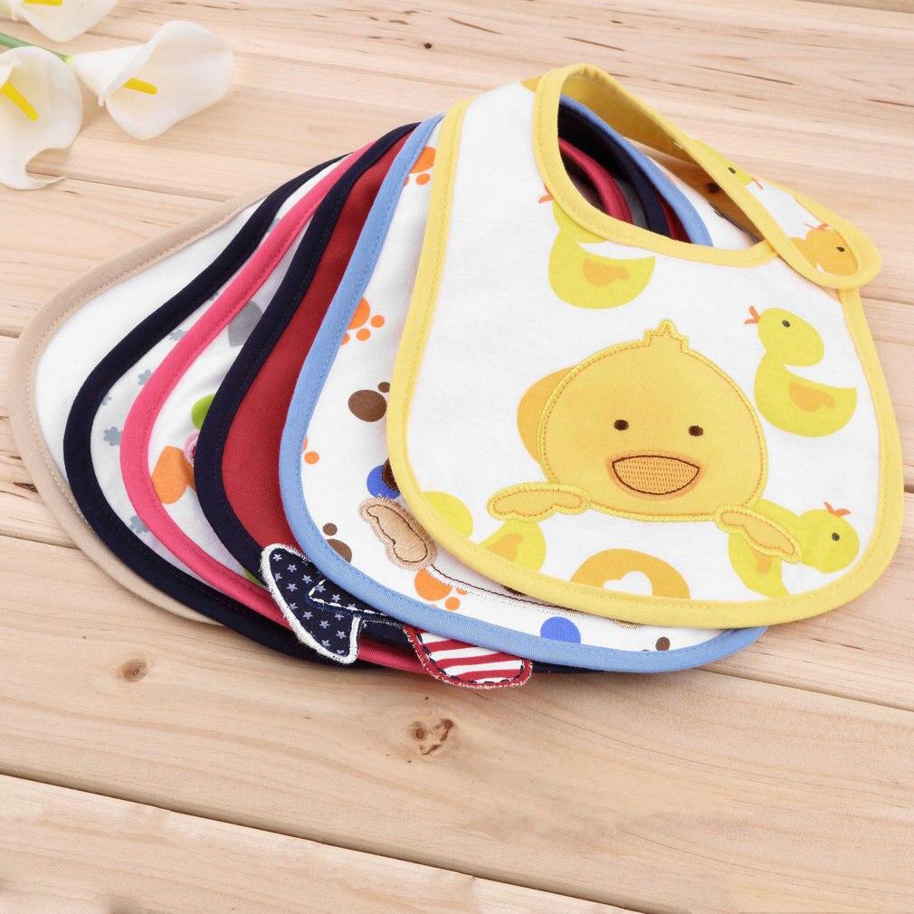 0-3 years baby Infant Saliva Towels Newborn Wear Burp Cloths Waterproof Hot Selling