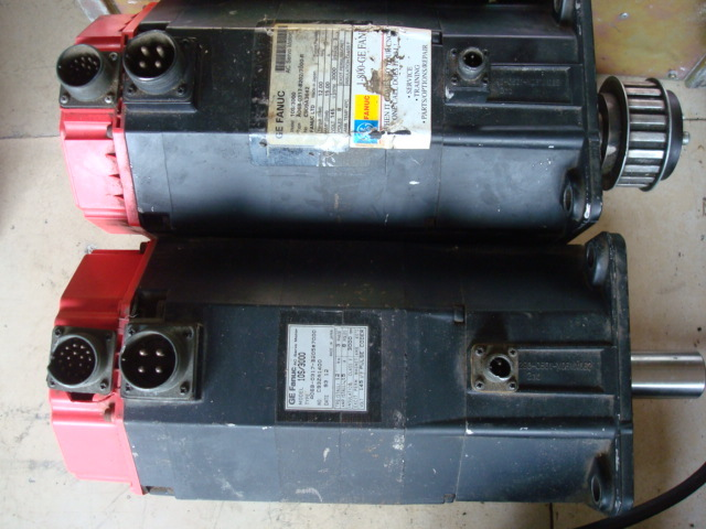 A06B-0317-B202  AC Servo Motor used in good condition a06b 6058 h223 used in good condition