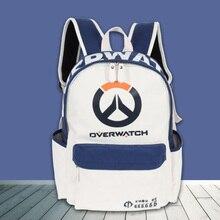 Anime Canvas Backpacks