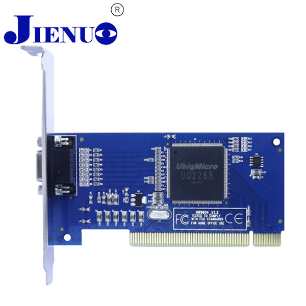 4 Channel DVR Card Video Capture Card Pci Real Time Dvr Cctv System Security Equipment ess 4 1 channel pci sound card red