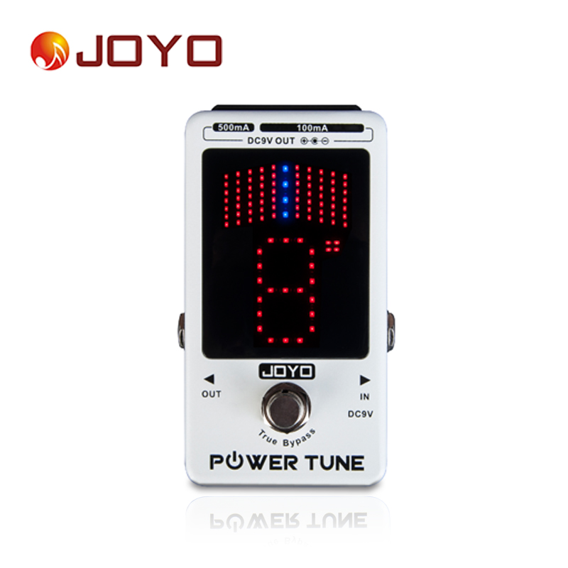 JOYO JF-18R Power Tuner Effects Guitar Pedal JF18R Power Supply JOYO JF-18R Power Tune Pedals 9V JOYO JF-18R Power Tuner Effects Guitar Pedal JF18R Power Supply JOYO JF-18R Power Tune Pedals 9V