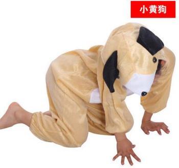 Trẻ em Trẻ Em Animal Sleepsuit Đồ Ngủ Costume Cosplay Cat Dog Khủng Long Tiger Panda Onesie Pyjamas Áo Liền Quần Rompers
