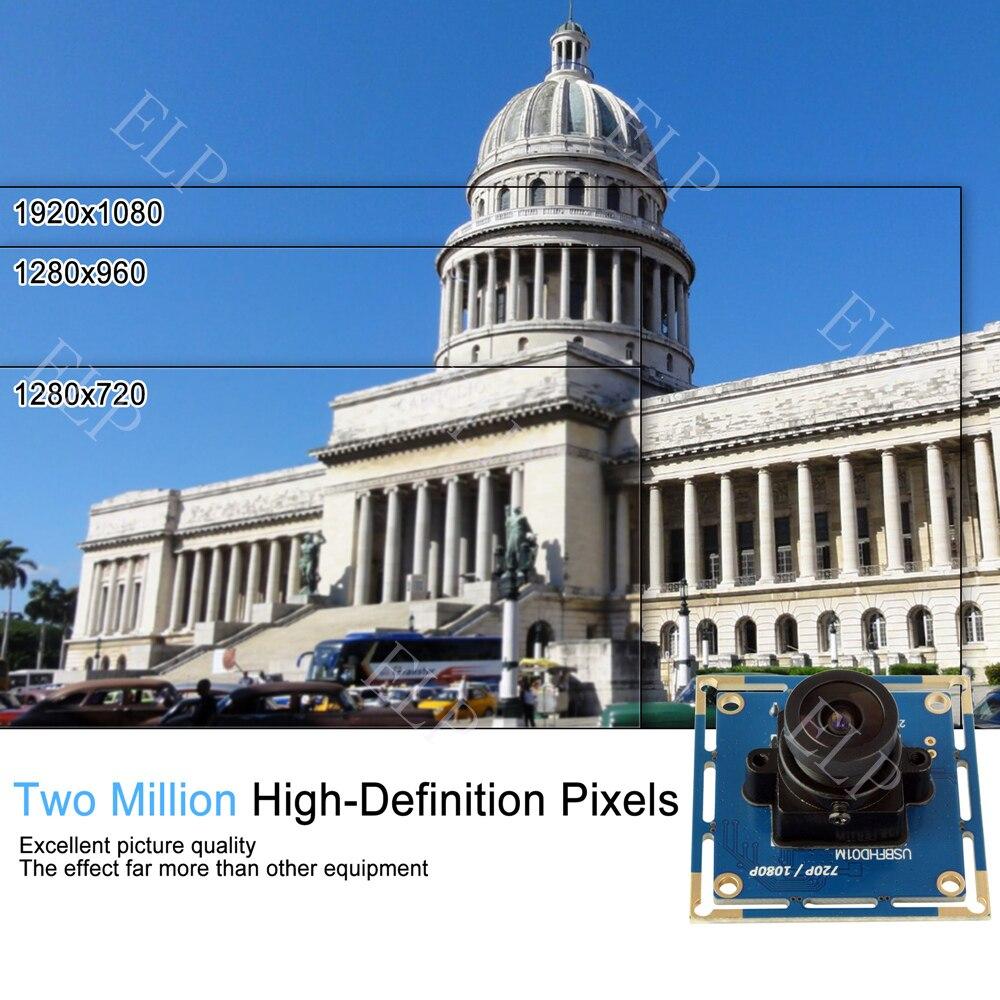 Beste usb webcam 2 megapixel hohe bildrate high speed 100fps 120fps ...