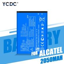 TLi020F1 запасные батареи для мобильного телефона 2050mAh для Alcatel PIXI 4 5045D/One Touch рoр 2 5042D C7 7040 OT-7040 OT-7040D