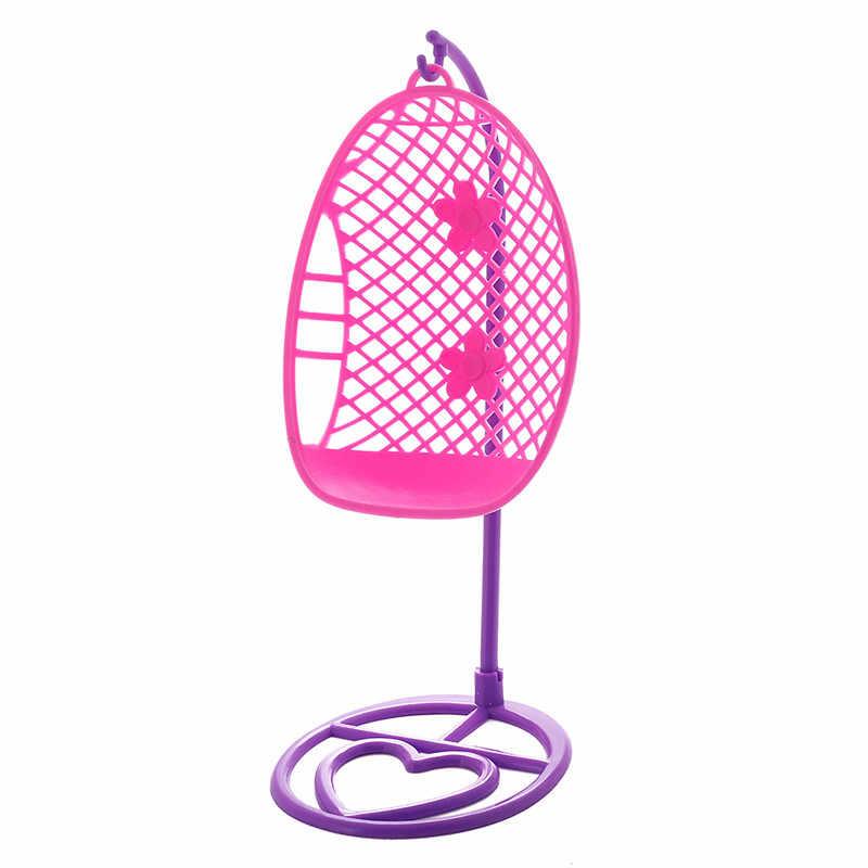 Nova 2019 de Alta Qualidade Engraçado Bonito Durável Bonita Moda Morden Preguiçoso Cadeira Cesta Berço Jogo Ferramenta Presente Do Miúdo para a Boneca brinquedo #289039