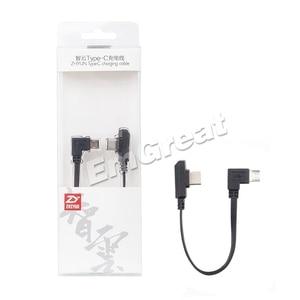 Image 5 - Zhiyun公式タイプ c充電ケーブルタイプc用のandroidスマートフォンにzhiyun滑らかな4ジン滑らかなq/スムース3