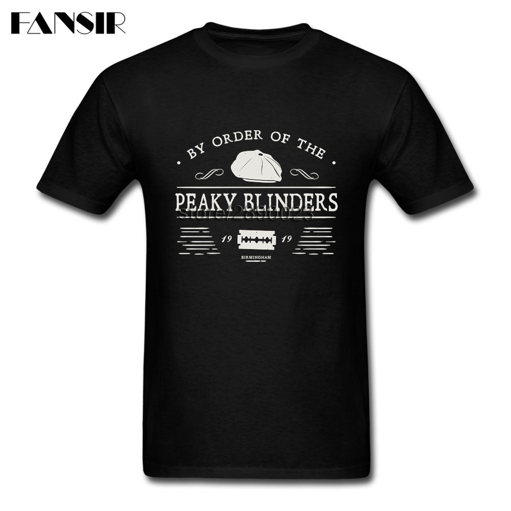 homme tee shirt men 39 s peaky blinders men t shirt short. Black Bedroom Furniture Sets. Home Design Ideas