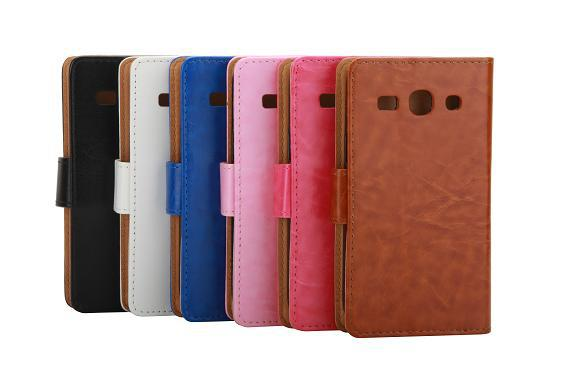 Hot Item Samsung G350E cover PU Leather case Galaxy Star 2 Advance - GSD Industrail Co.,Ltd store