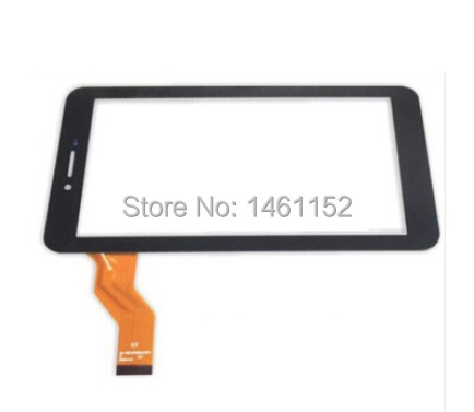 New For 7 Digma Optima 7.5 3g TT7025MG / Plane 7.1 3G PS7020MG / Irbis TX47 3G Touch Screen Panel Digitizer Glass Sensor usb charge dock sub pcb s010 sub