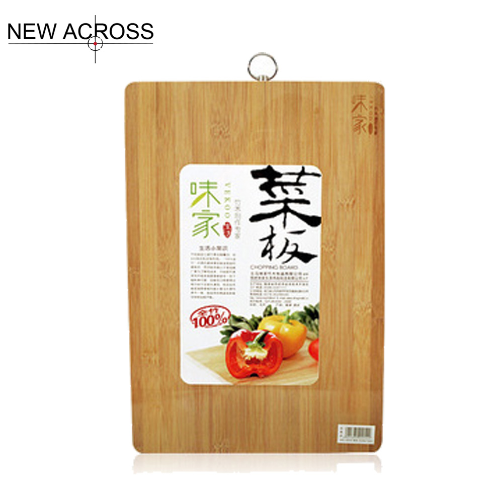 Gohide 1pcs Bamboo Cutting Board Chopping Block Chopping Board 60x40cm Panel Kitchen font b Knife b