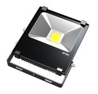 4 teile/los Hohe qualität 10 Watt führte flutlicht bridgelux COB flutlampe IP65 wasserdichten outdoor licht 3 jahre garantie AC86 265v-in Scheinwerfer aus Licht & Beleuchtung bei