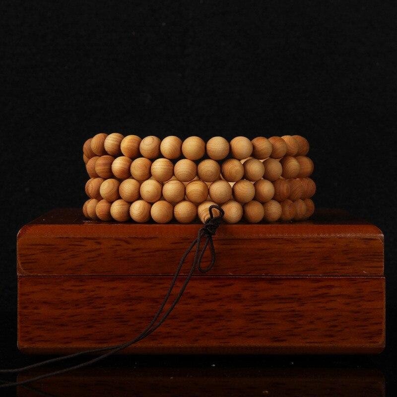6 мм 8 мм венге ручной работы 108 Тибетский твинг Будда браслет из бисера молитва шарик Мала Браслет для женщин мужчин pulseras ювелирные изделия