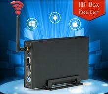 Blueendless 300 mbps wifi routeur répéteur wifi de stockage signal range expander multifonctionnel Hdd livraison gratuite U35WF