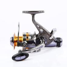 Fishing Reel Metal Head Spinning Wheel Long-range Sea Equipment