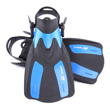 Adult Swimming Fins Long Snorkeling Foot Diving Professional Diver Trek Flippers Water Sports