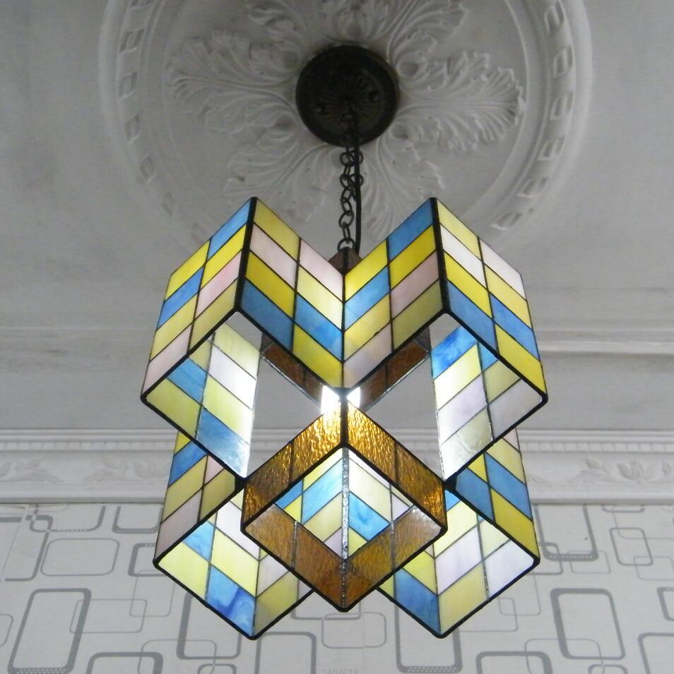 Online kopen wholesale mozaïek hanglamp uit china moza&iuml ...