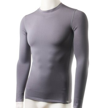 Velvet Winter Men Thermal Underwear Tops Thick 2018 Warm Compression Long Sleeve T-Shirts Tight Shirt For Man 5