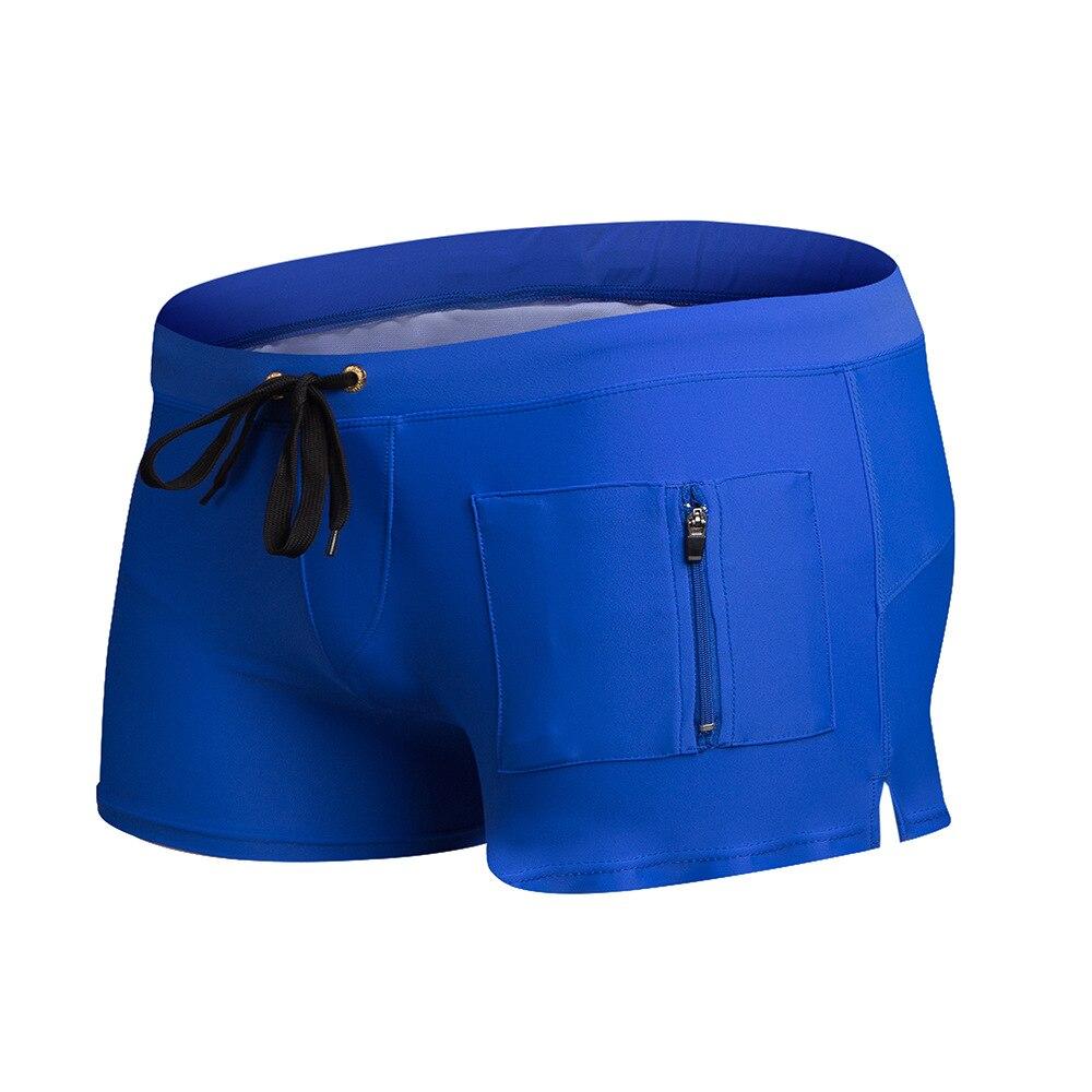 AUSTINBEM boxers pocket sungas de praia homens swimsuit men badpak - Sportswear and Accessories - Photo 5