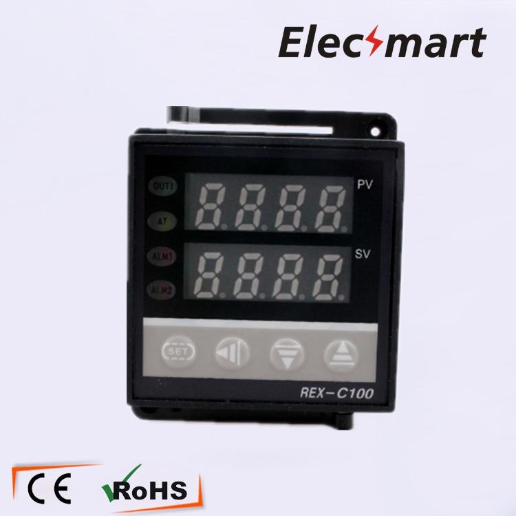 48*48*110  REX-400C 0-400 Degree Digital PID Temperature Controller Thermostat Regulator Relay/SSR Multi-output