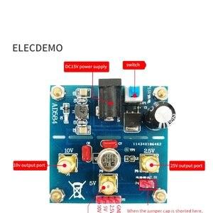 Image 2 - AD584 module Spanning Referentie 2.5 V/5 V/7.5 V/10 V Hoge Precisie Referentiespanningsbron kalibratie functie demo board