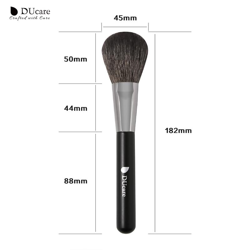 Maquillaje de rubor DUcare superior cepillo de pelo de cabra pelo - Maquillaje - foto 4