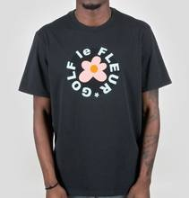 Converse x Golf Le Fleur Shirt - CHOOSE SIZE - Tyler the Creator Wang Pink White Cartoon t shirt men Unisex New Fashion tshirt(China)