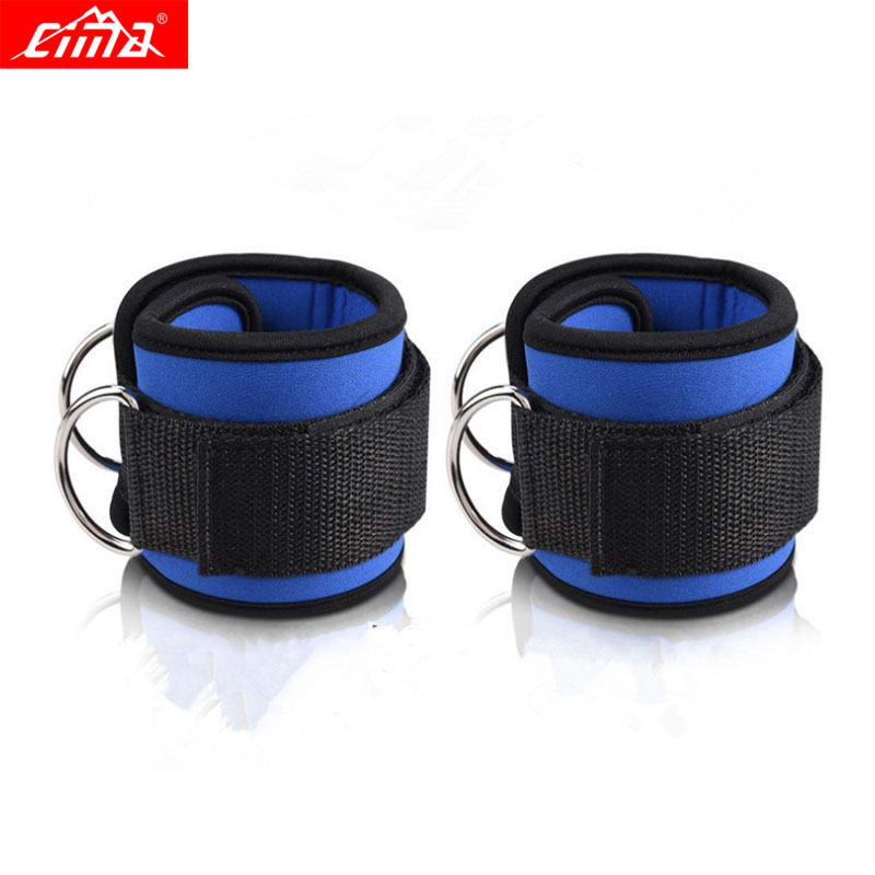 CIMA Ankle Bandage Buckle Taekwondo Leg Strength Training Sports Fitness Safety Assistance Climbers Wrist Accessories 2pcs