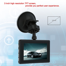 3″ A100+ Full HD 1080P Car DVR Driving Recorder Dash Camcorder Vehicle Camera