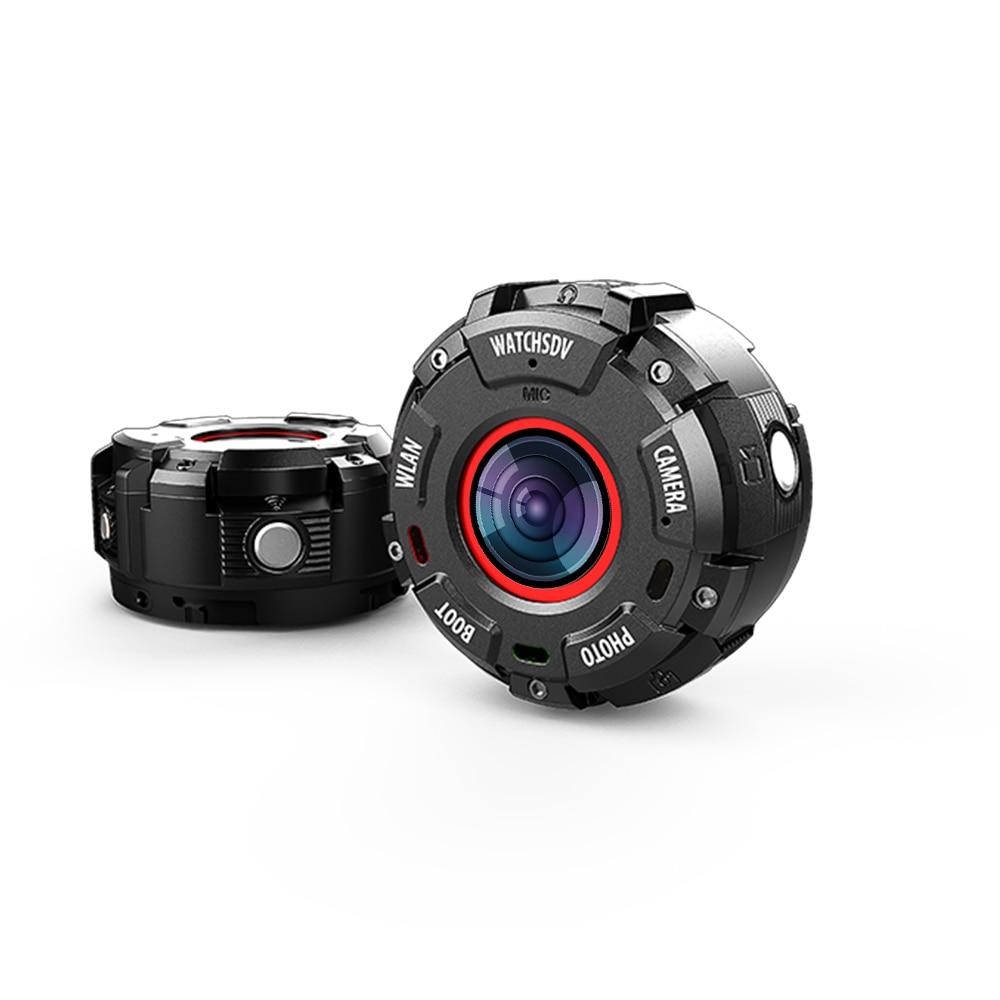 Winait 2.4G WIFI télécommande mini caméra professionnelle action caméra étanche anti-chute étanche à la poussière sport vidéo caméra
